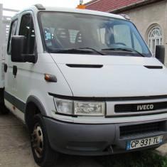 Iveco Daily 35c12 Basculanta, 2.3 HPI, an 2004 - Utilitare auto