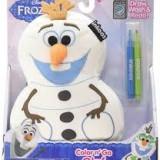 Figurina de colorat Disney Frozen, Olaf - Jucarii