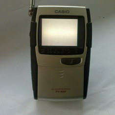 TV CASIO COLOR 880 - Televizor CRT
