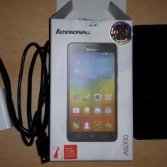 Vand Lenono A5000 - Telefon mobil Lenovo, Negru, Neblocat
