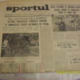 Ziar Sportul 5 04 1971