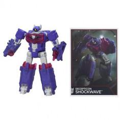 Figurina Transformers Generations Legends Class Shockwave - Figurina Povesti Hasbro