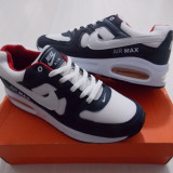 Reducere Adidasi Nike Air Max 6 - Adidasi barbati Nike, Marime: 44, Culoare: Din imagine, Textil