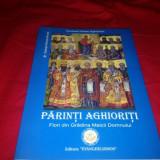 Cuviosul Paisie, Parinti Aghioriti- Flori din Gradina Maicii Domnului - Carti ortodoxe