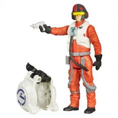 Figurina Star Wars The Force Awakens - Poe Dameron - Figurina Povesti Hasbro
