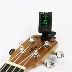 Aparat tuner digital pentru acordare pian chitara vioara
