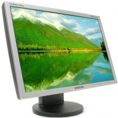 Monitor LCD Samsung SyncMaster 2043BW, 20 Inch, Widescreen, 1680 x 1050