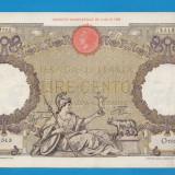 Italia 100 lire 1942 2 - bancnota europa