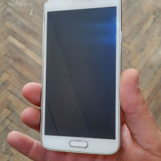 Samsung Galaxy S5 Alb - Telefon mobil Samsung Galaxy S5, 16GB, Neblocat, Single SIM
