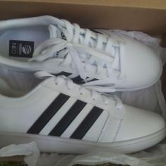 ADIDAS D CHILL Neo produs original 42 NOI in cutie tenisi pantofi sport - Adidasi barbati, Culoare: Alb, Piele sintetica
