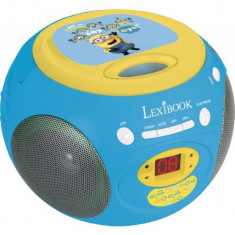 BOOMBOX CU CD HAPPY MINIONS - CD player