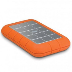 Hard disk extern Lacie Rugged Triple 1TB 2.5 inch USB 3.0 - HDD extern