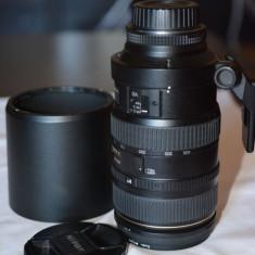 Obiectiv foto NIKON 80-400 vr - Obiectiv DSLR Nikon, Tele, Autofocus, Nikon FX/DX, Stabilizare de imagine