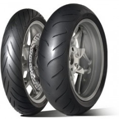 Motorcycle Tyres Dunlop Sportmax Roadsmart II ( 160/70 ZR17 TL (73W) M/C, DOT, Roata spate DOT2013 ) - Anvelope moto