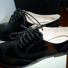 Pantofi Dama noi Carks - Pantof dama Clarks, Marime: 39, Culoare: Negru