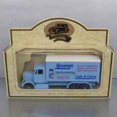 Camion Scammell 6 Wheeler Youngs, Lledo - Macheta auto